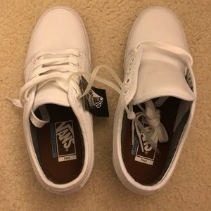 af360ae1d85e Vans Shoes - NEW White Vans